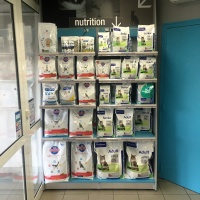 Meuble nutrition chat